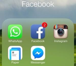 Facebook + WhatsApp