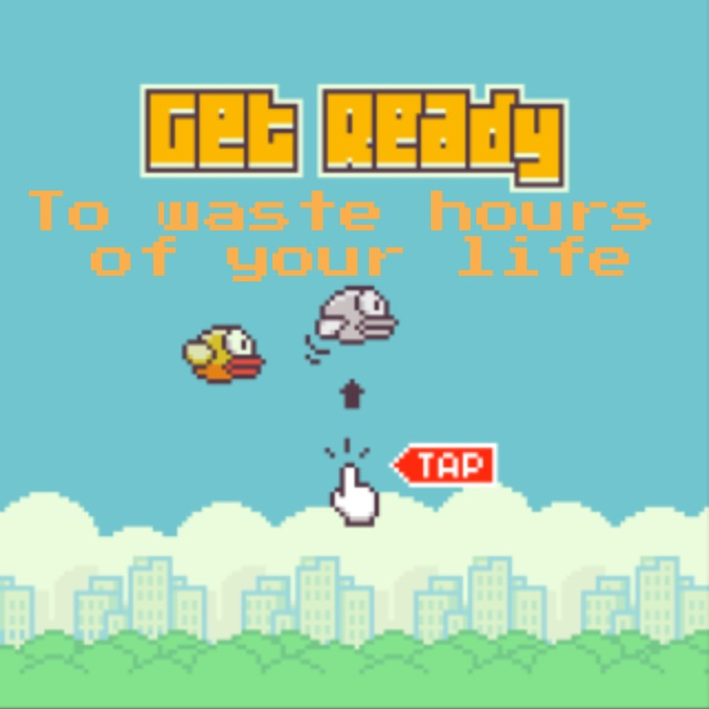 A Weekend of Flappy Bird, Quantified